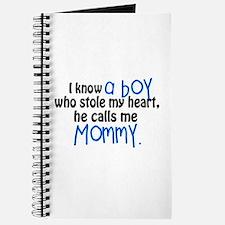 I know a boy Journal