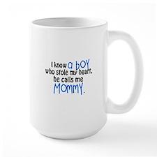 I know a boy Mugs