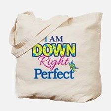 Iam_Down_Rt_Perfect Tote Bag