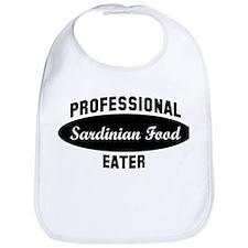 Pro Sardinian Food eater Bib