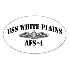 USS WHITE PLAINS Decal