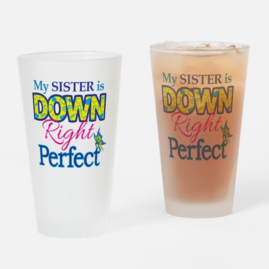 Sister_Down_Rt_Perfect Drinking Glass