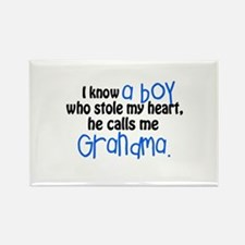 I know a boy Magnets