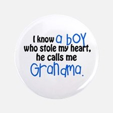 """I Know A Boy 3.5"""" Button"""