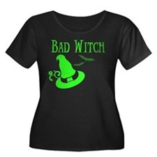Bad-Witch Plus Size T-Shirt
