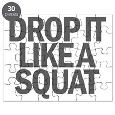 Drop it like a Squat Puzzle