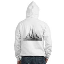 I Would Rather Be Sailing Hoodie