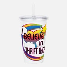 I Believe In Thrift Shops Cute Believer Design Acr