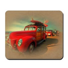 Curtis Fry Classic Woodies Mousepad
