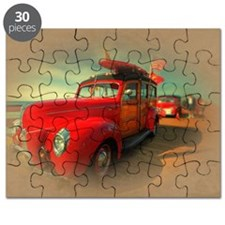 Curtis Fry Classic Woodies Puzzle