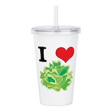 lettuce.jpg Acrylic Double-wall Tumbler