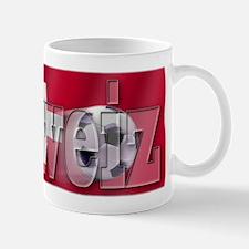 Soccer Flag Schweiz Mug