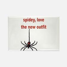 Spiderman 3 Rectangle Magnet (10 pack)