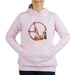 shedevil_tail.png Women's Hooded Sweatshirt