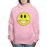 smiley-face.png Women's Hooded Sweatshirt