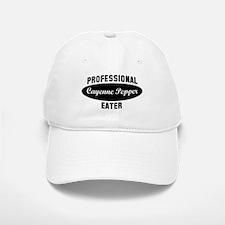 Pro Cayenne Pepper eater Baseball Baseball Cap
