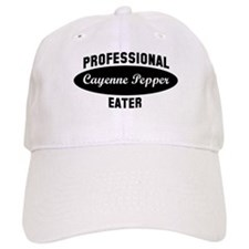 Pro Cayenne Pepper eater Baseball Cap