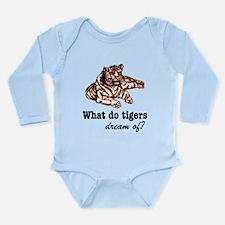 Tiger Dreams Body Suit