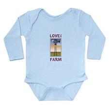 Love The Farm Body Suit