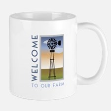 Our Farm Mugs