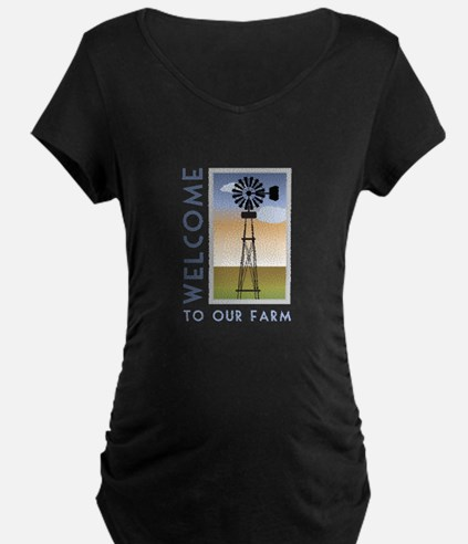 Our Farm Maternity T-Shirt