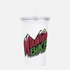 mountain bike graphic copy.jpg Acrylic Double-wall