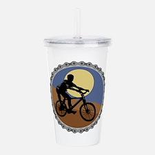 mountain biking chain design copy.jpg Acrylic Doub