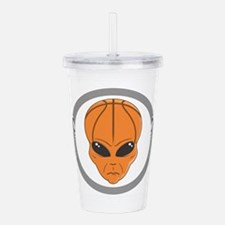basketball alien head copy.jpg Acrylic Double-wall