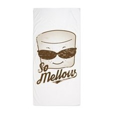 Marsh Mellow Beach Towel