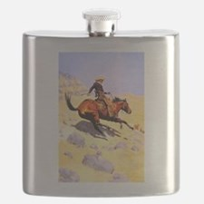 The Cowboy Flask