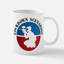 Lockdown Scenarios Mugs