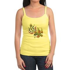 Chinese Phoenix Jr.Spaghetti Strap
