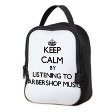 Unique Music artists Neoprene Lunch Bag