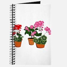 Cute Flower garden Journal