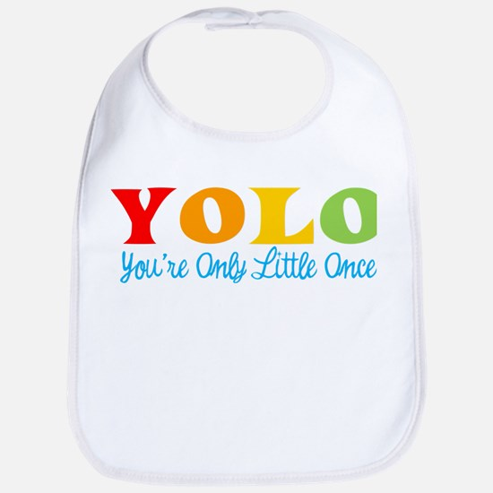 YOLO: You're Only Little Once Bib