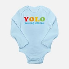 YOLO: You're Only Little Once Body Suit