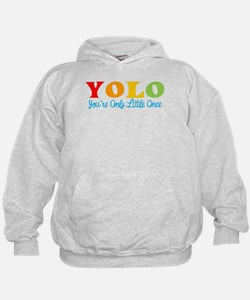 YOLO: You're Only Little Once Hoodie