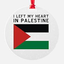 Support Palestine Ornament