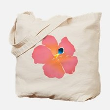 Cute Hibiscus Tote Bag