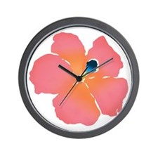 Cute Blooms Wall Clock