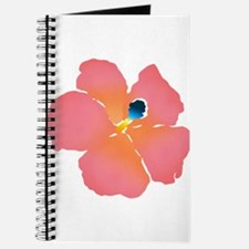 Funny Tropical flower Journal