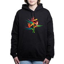 Cute Tropical Women's Hooded Sweatshirt
