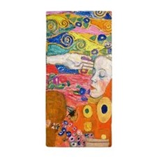 Cute Klimt Beach Towel