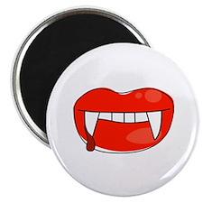 Vampire Lips Magnets