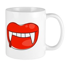 Vampire Lips Mugs