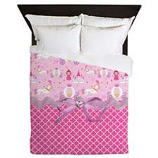 Once Upon a Princess Queen Duvet