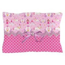 Once Upon a Princess Pillow Case