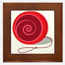 Yo-Yo Framed Tile
