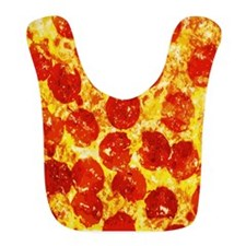 Cute Pizza Bib