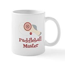 Paddleball Master Mugs